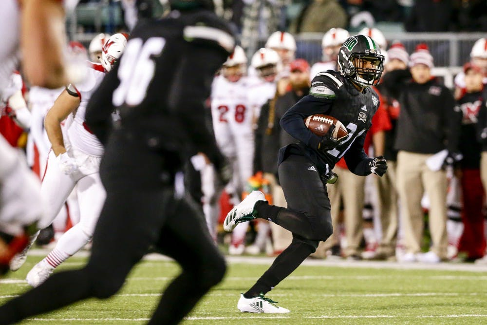 Football: Jalen Fox is returning home to Cincinnati and trying to make a statement