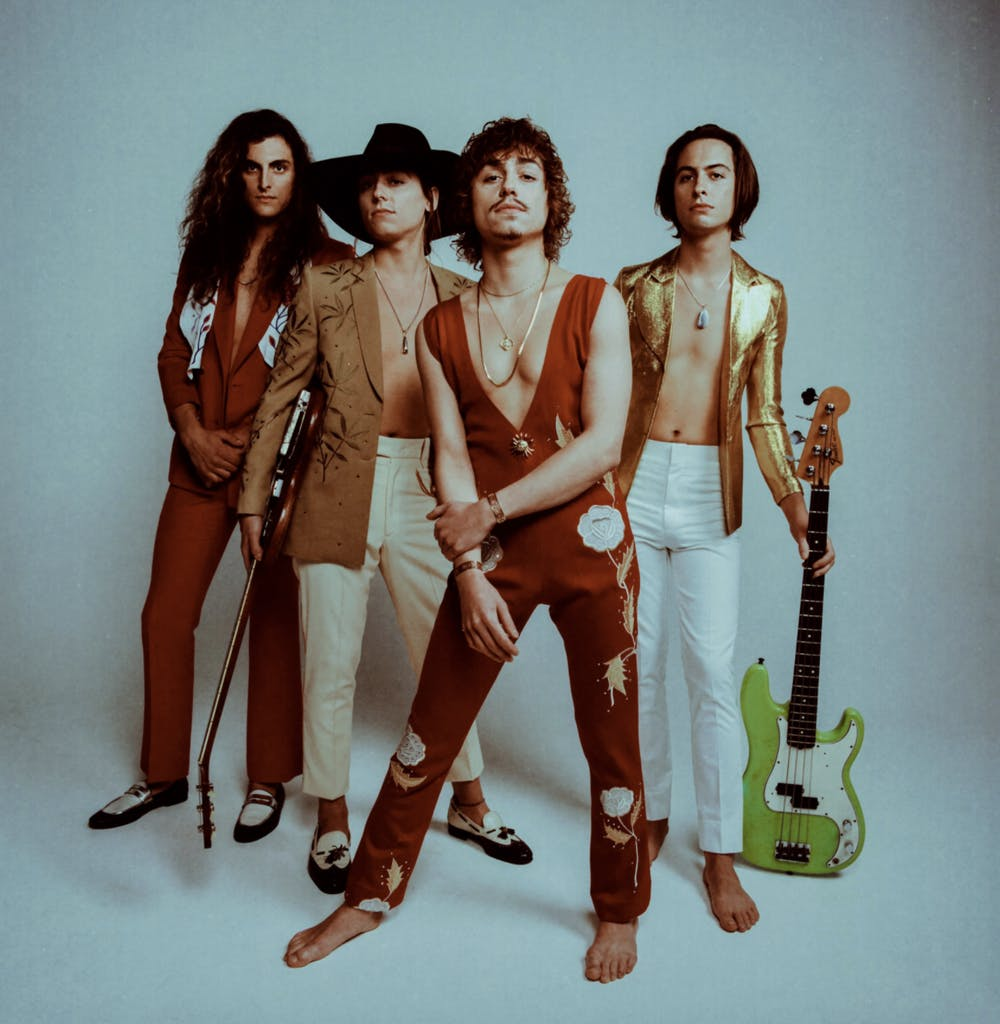 Album Review: Greta Van Fleet's 'The Battle at Garden's Gate' exemplifies intensity but not variety