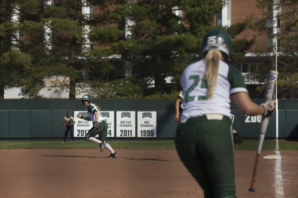 Softball: Ohio to play weekend series at Miami