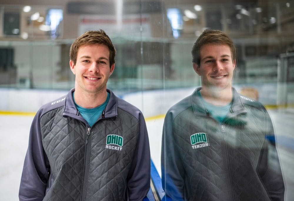Hockey: Cody Black, an injury and a new perspective
