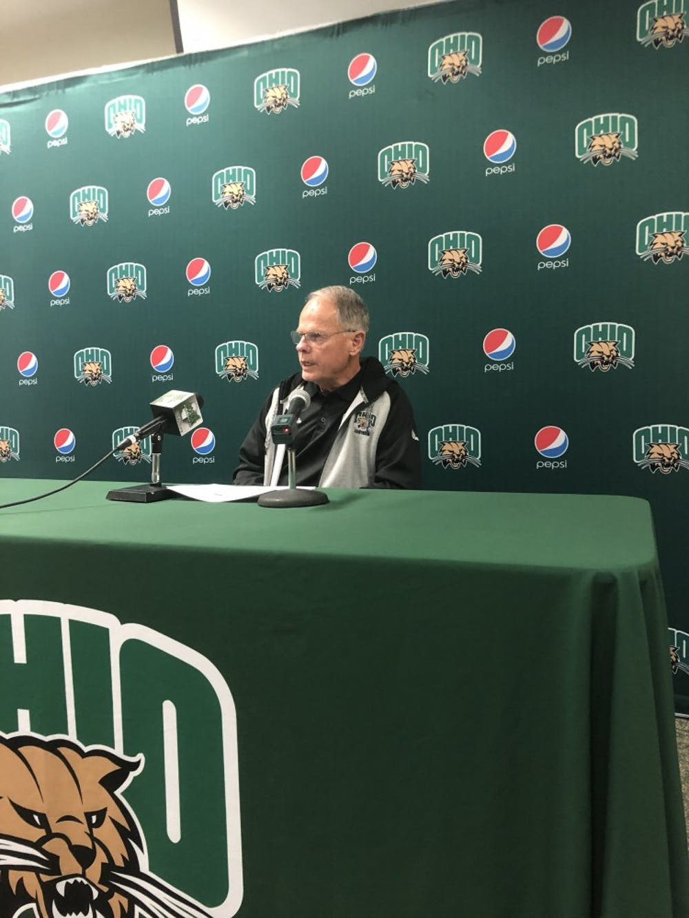 Football: News and notes from Frank Solich's weekly press conference