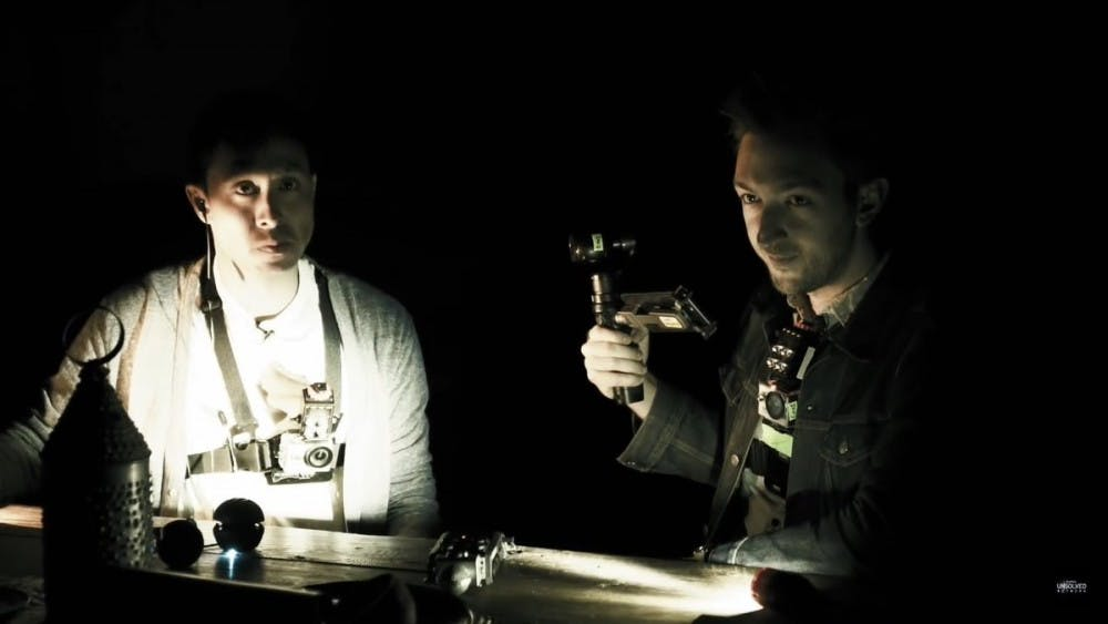 TV Review: Shane and Ryan investigate Mission San Francisco Solano on 'BuzzFeed Unsolved'