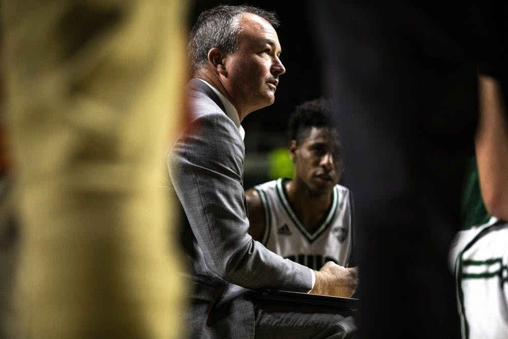 Men's Basketball: Saul Phillips will not return as Ohio's head coach