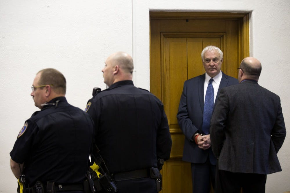 Former Athens Sheriff Pat Kelly sentenced to seven years in prison