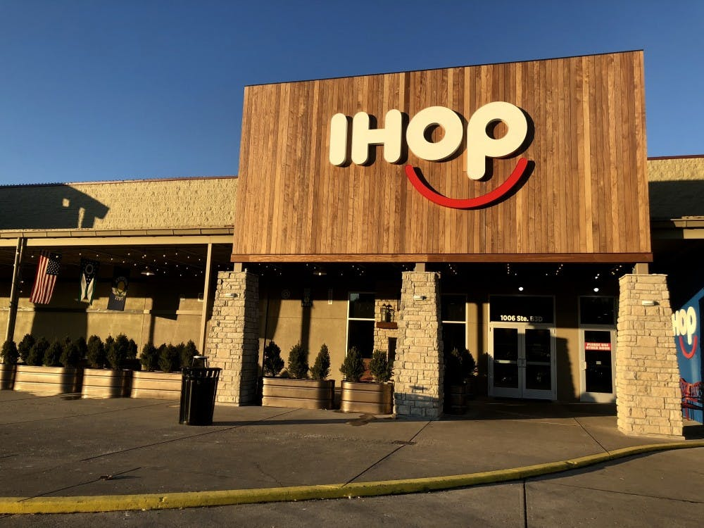 IHOP sees successful business for first month
