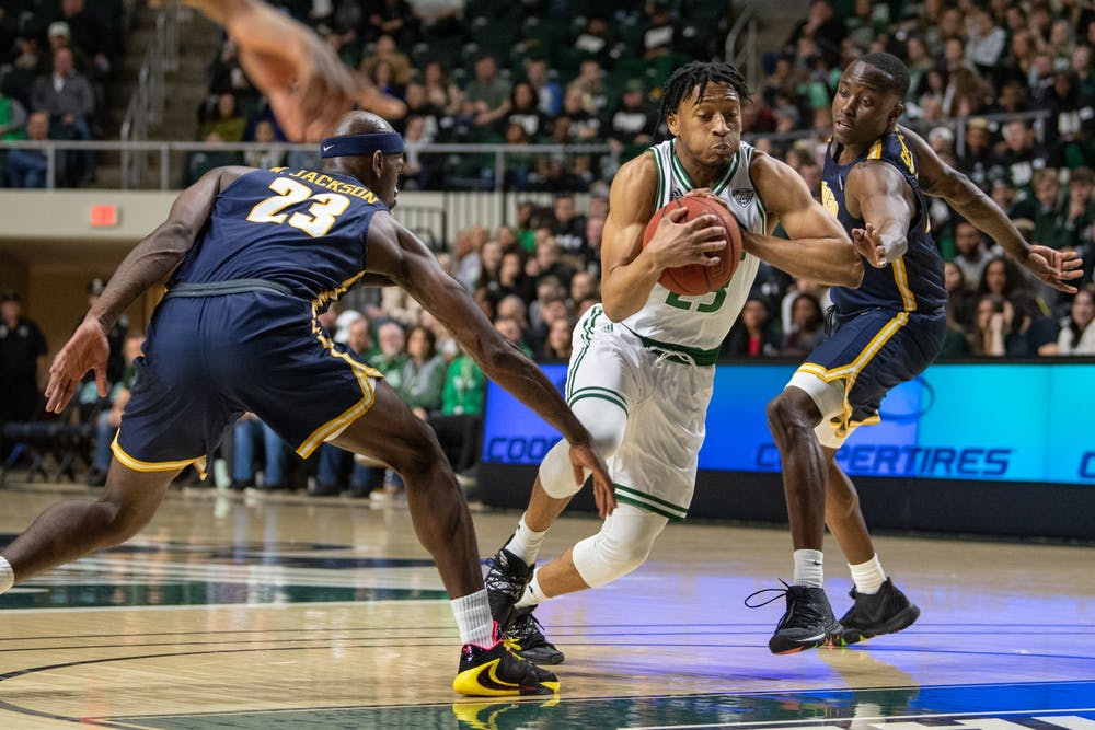 Men's Basketball: Jeff Boals reflects on winning now vs. focusing on future growth after 83-74 loss to Toledo