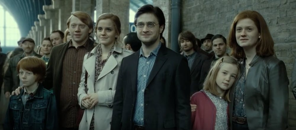 12-hour Harry Potter marathon to add a touch of magic to Sibs Weekend