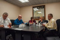 The Athens County Comissioners meet on Nov. 1 to discuss a new security camera system and load limits on roads.