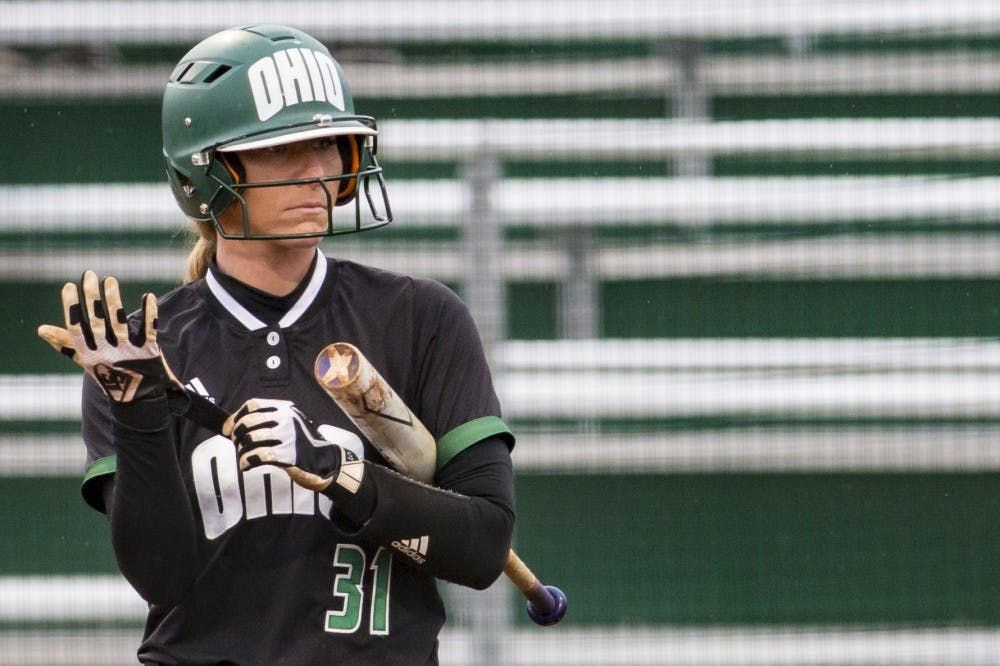 Softball: Bobcats defeat Thundering Herd in non-conference game
