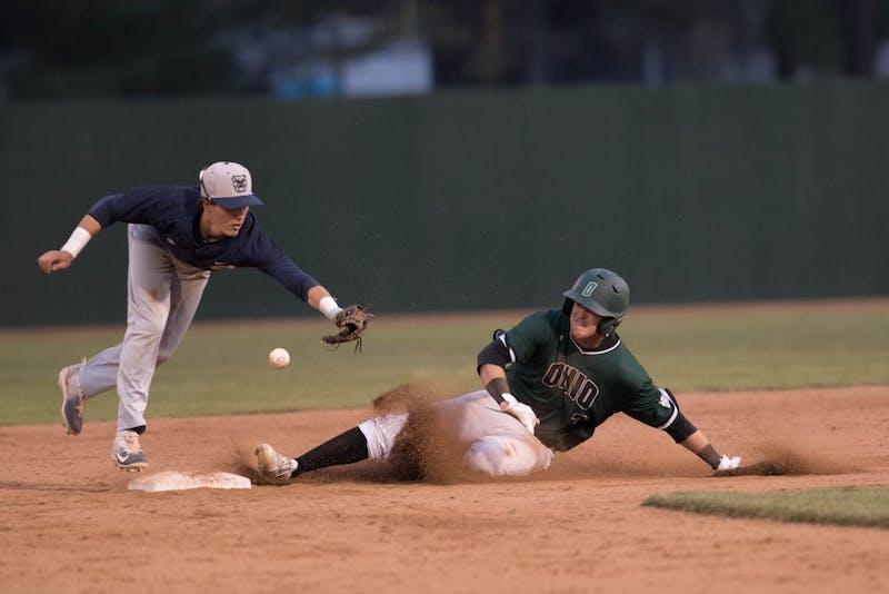Baseball vs Morehead