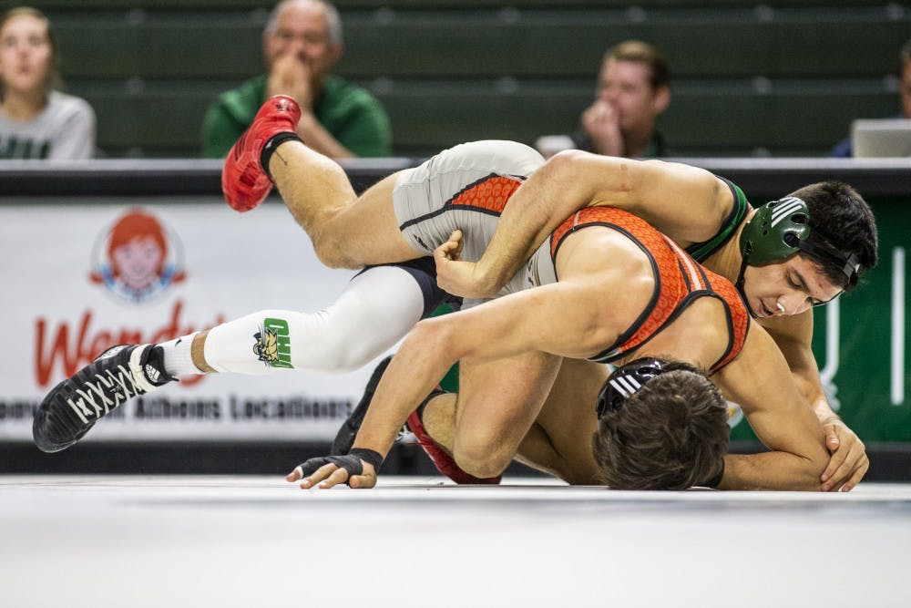 Wrestling: A preview of the MAC Championships