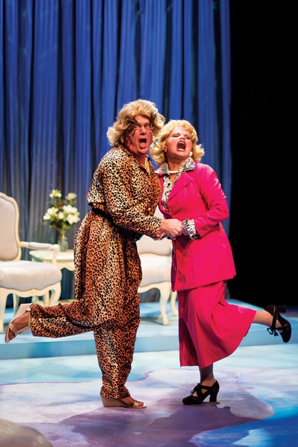 OU professor, local playwright bring play about Tammy Faye back to Athens