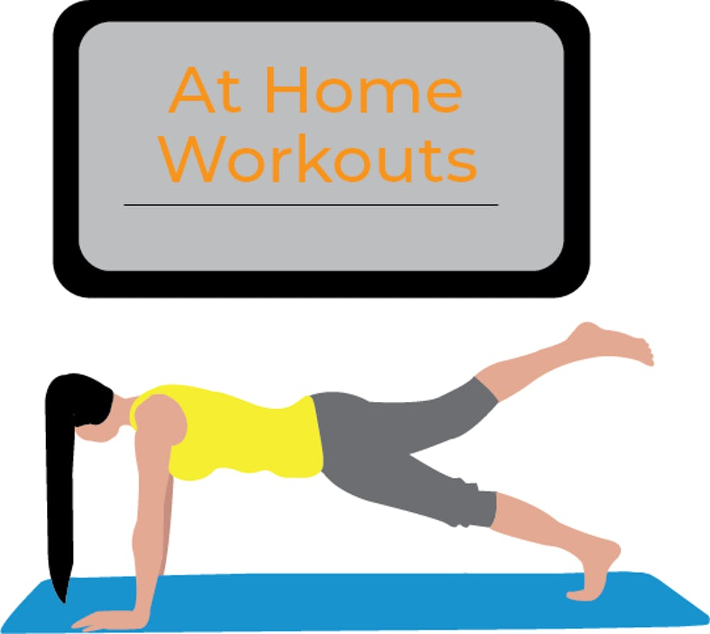 5 home workouts anyone can do while social-distancing