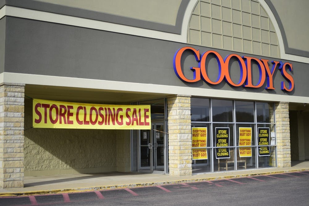 Goody's to become Gordmans store