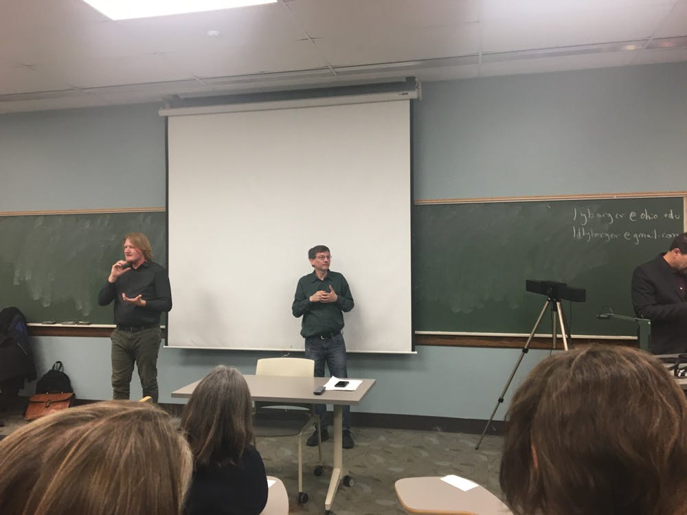 Faculty group discusses possible unionization, potential walkout