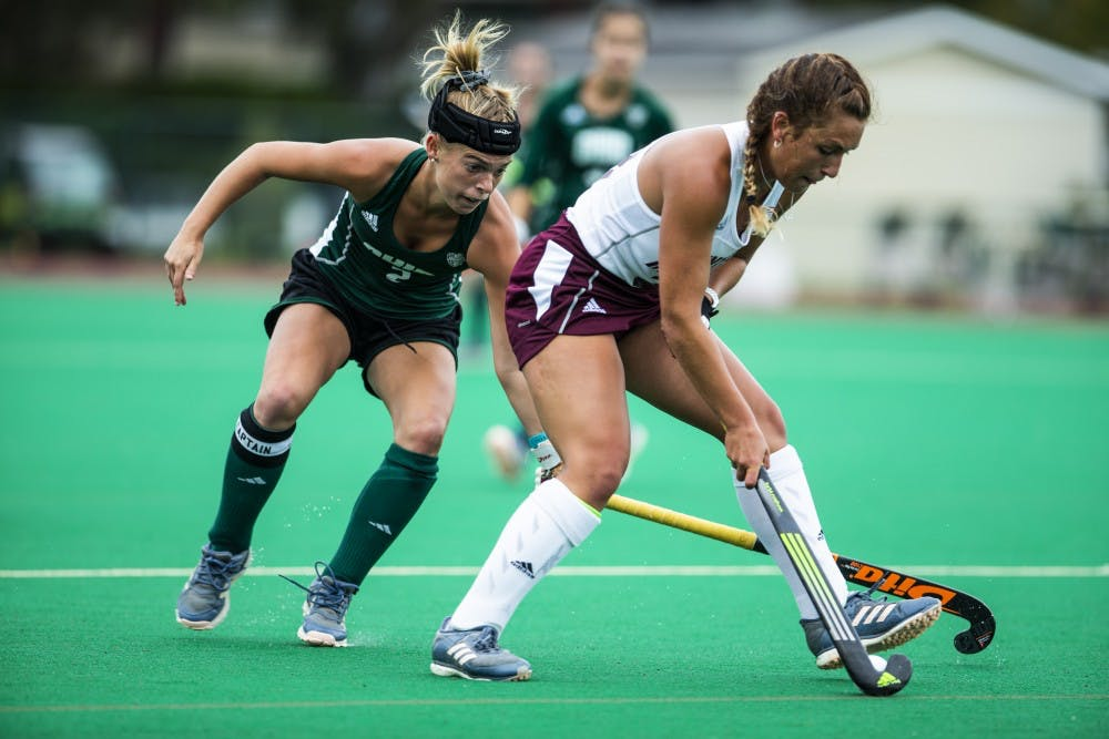 Field Hockey: Ohio's attack is much better this year because it creates more shots