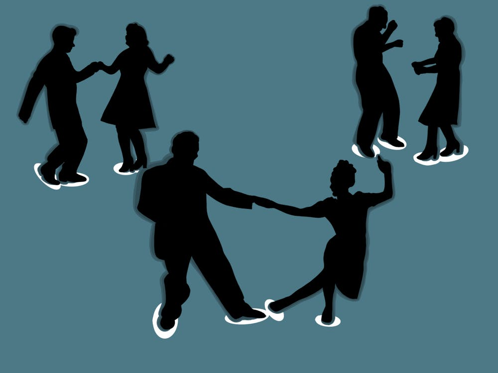 Jitterbug Club maintains dance lessons through online format