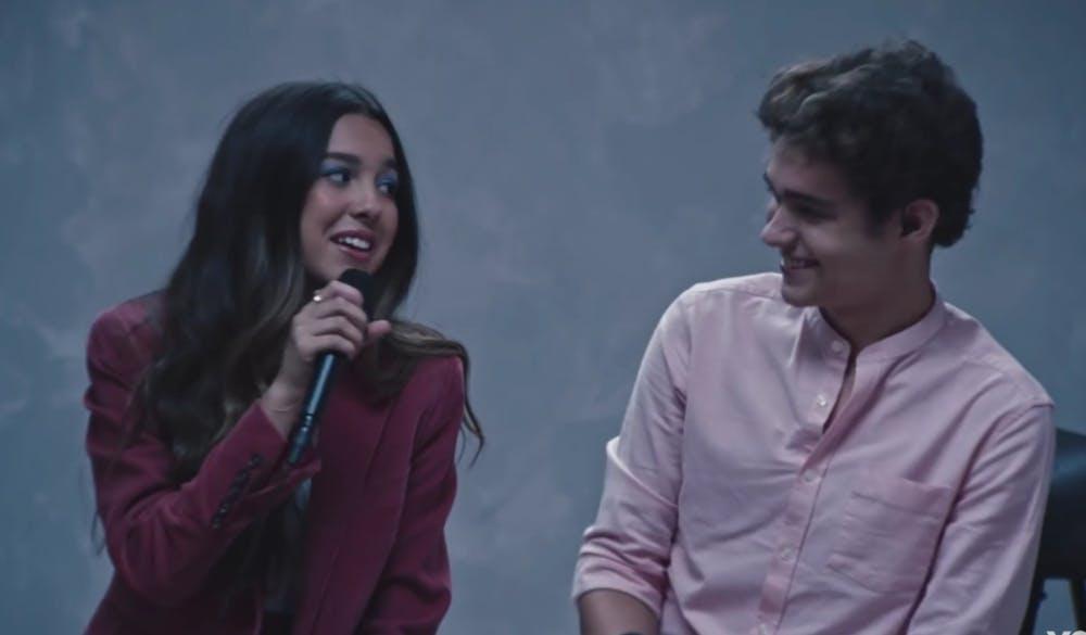 Olivia Rodrigo, Sabrina Carpenter and Joshua Bassett love triangle tea, explained