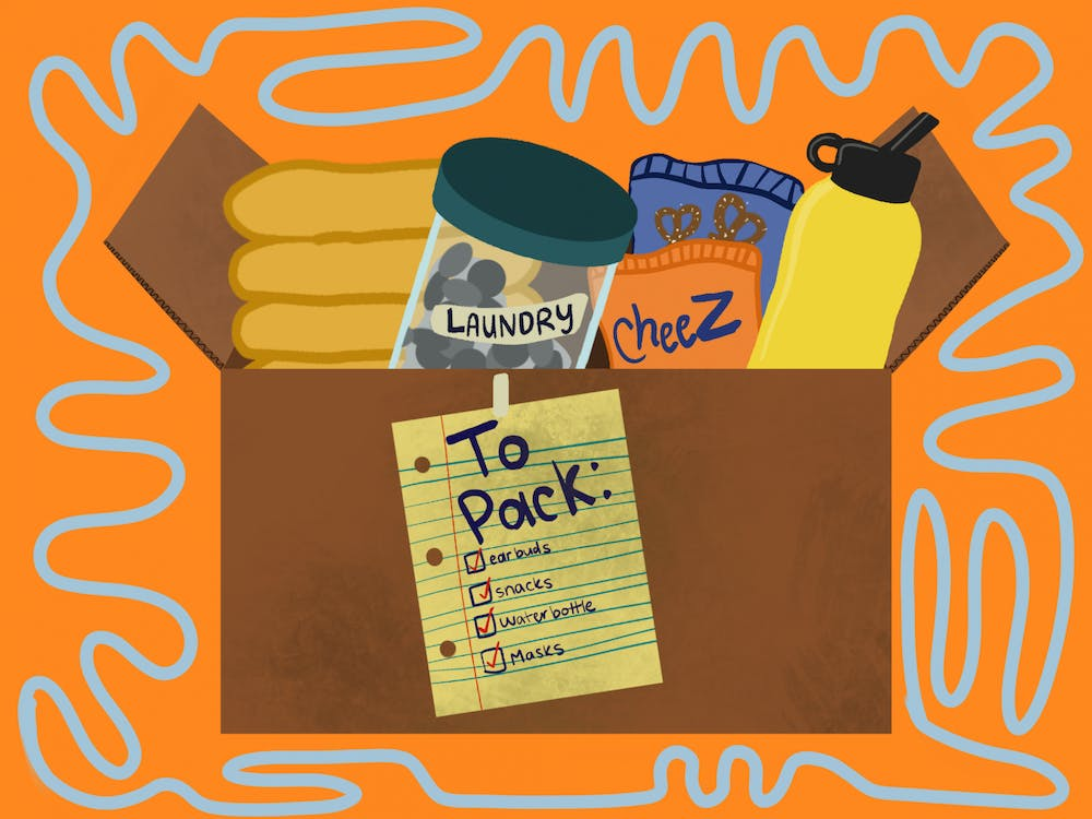 Essential things to pack when starting freshman year