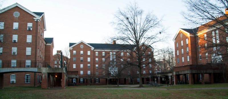 South Green Dorms