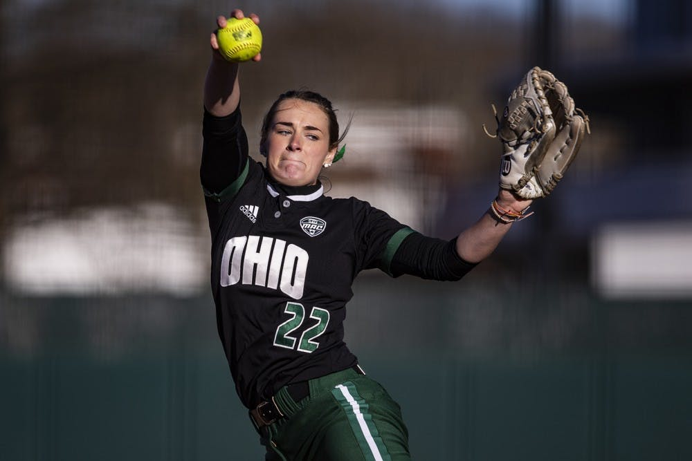 Softball: Ohio drops consecutive games to Toledo in the MAC Championship