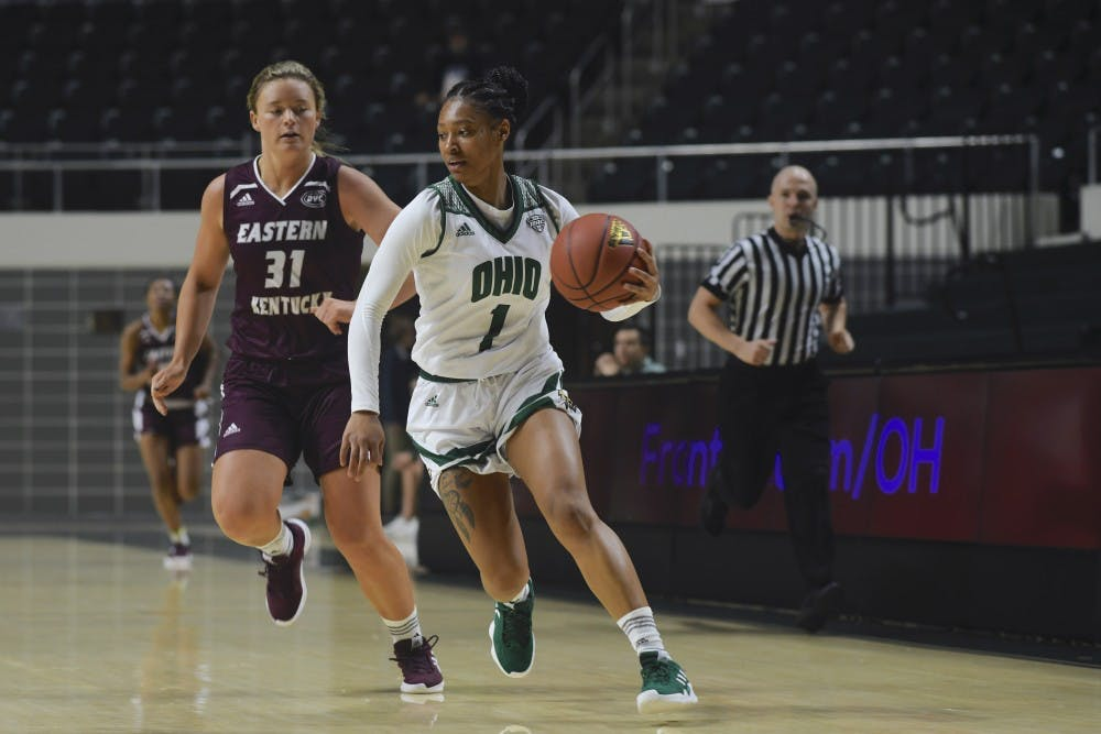 Women's Basketball: The development of Cece Hooks' jumper