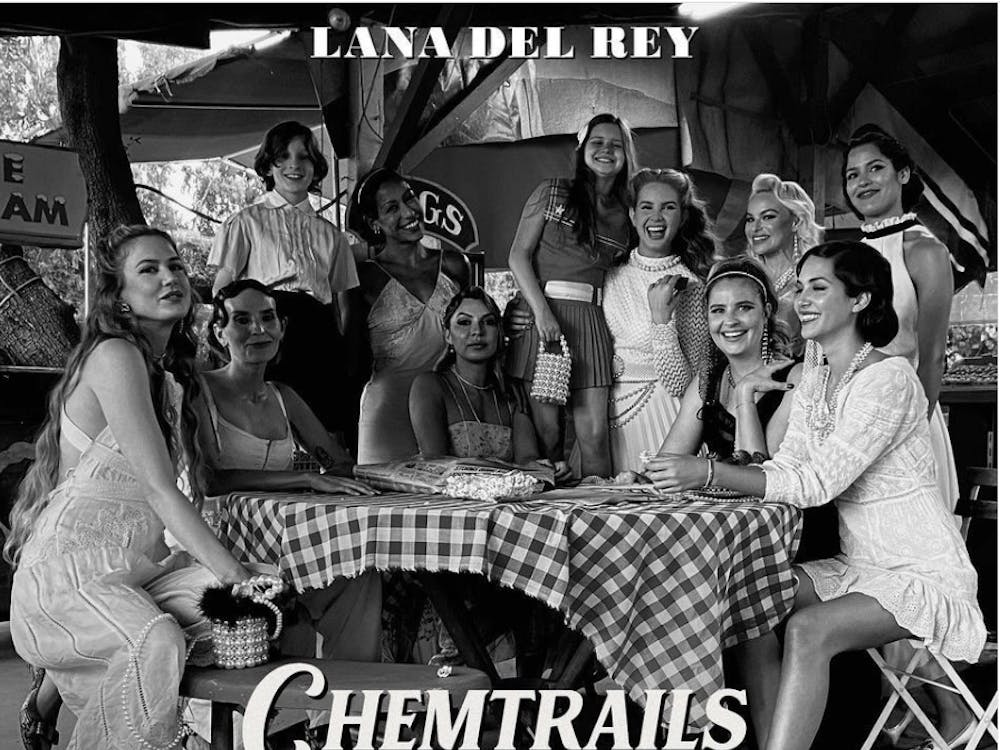 'Chemtrails Over The Country Club' was released on March 19, 2021.(Photo provided via @lanadelrey on Instagram)