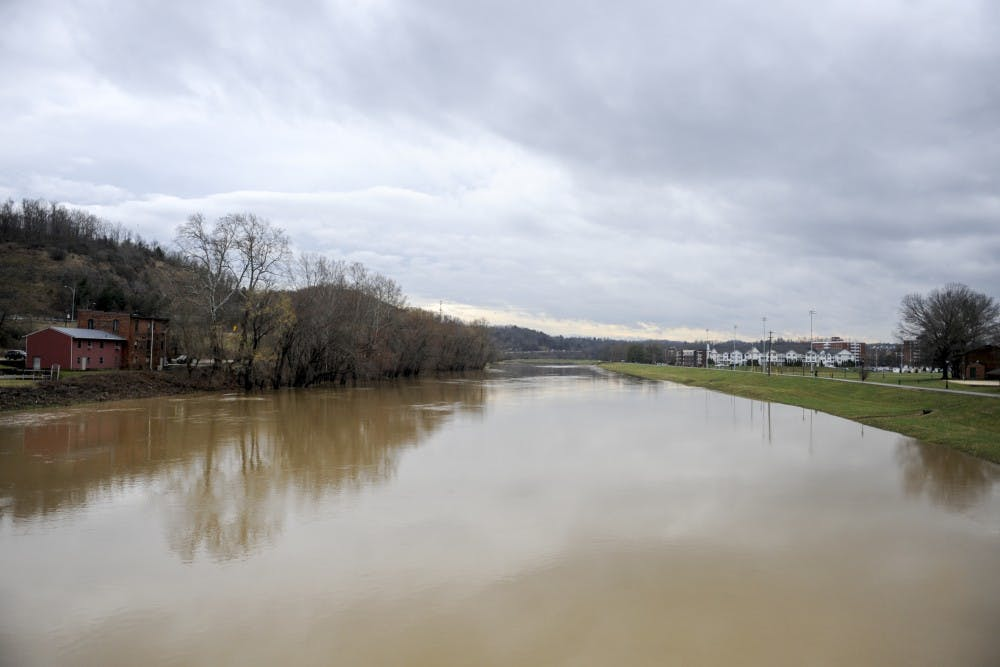 Classes at OU's Athens campus canceled Monday in anticipation of potential flooding