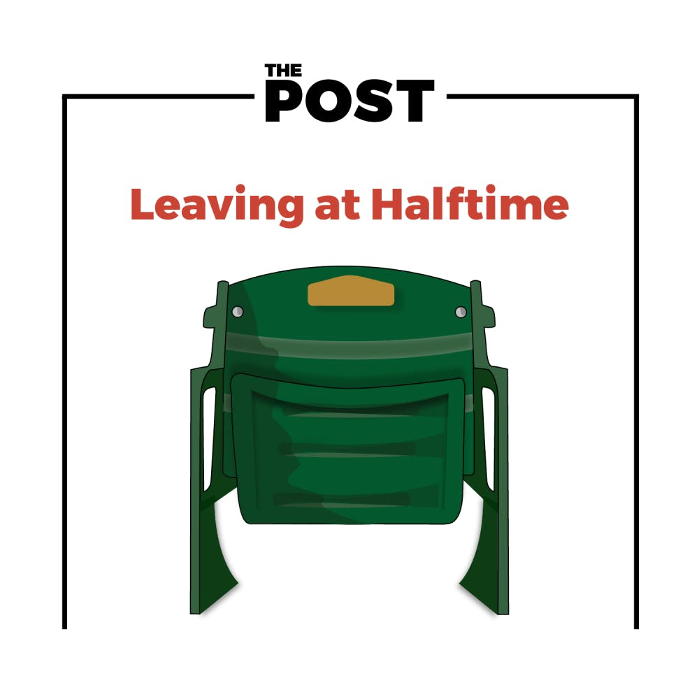 Leaving at Halftime: Ohio softball's dominant run