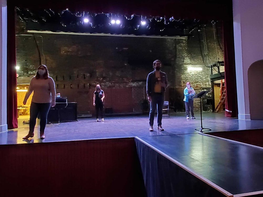 Stuart's Opera House and ABC Players present 'Ordinary Days'