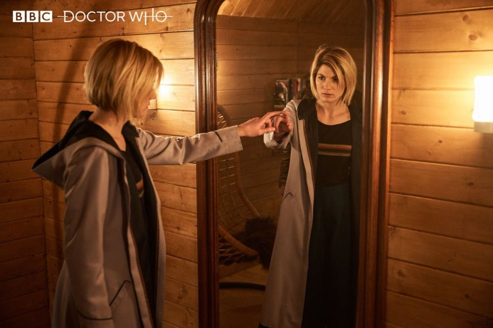 TV Review: Sunday's episode of 'Doctor Who' takes viewers away to fascinating yet unnerving worlds