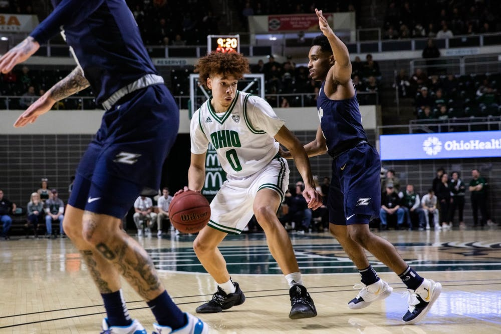 Men's Basketball: Ohio embarks on 'new season' starting against Akron, scouting report and how to watch