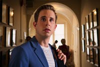 Ben Platt is set to star in Netflix's 'The Politician' from Ryan Murphy and Brad Falchuk. (Photo via @RollingStone on Twitter)