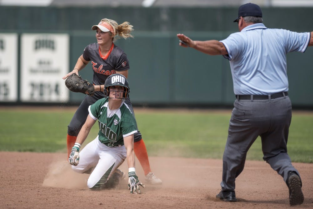 Softball: Ohio falls just short of title in Homewood Suites Invitational