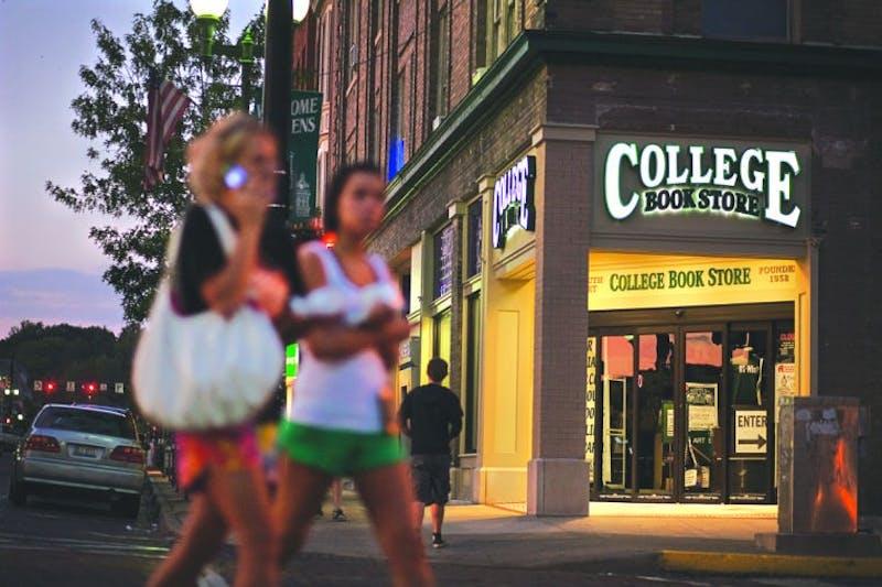 College Book Store