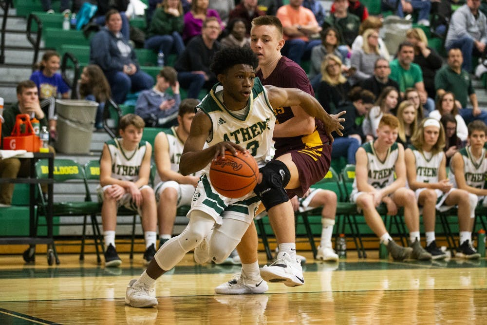 Athens Basketball: Bulldogs look to experience and size advantage in sectional final