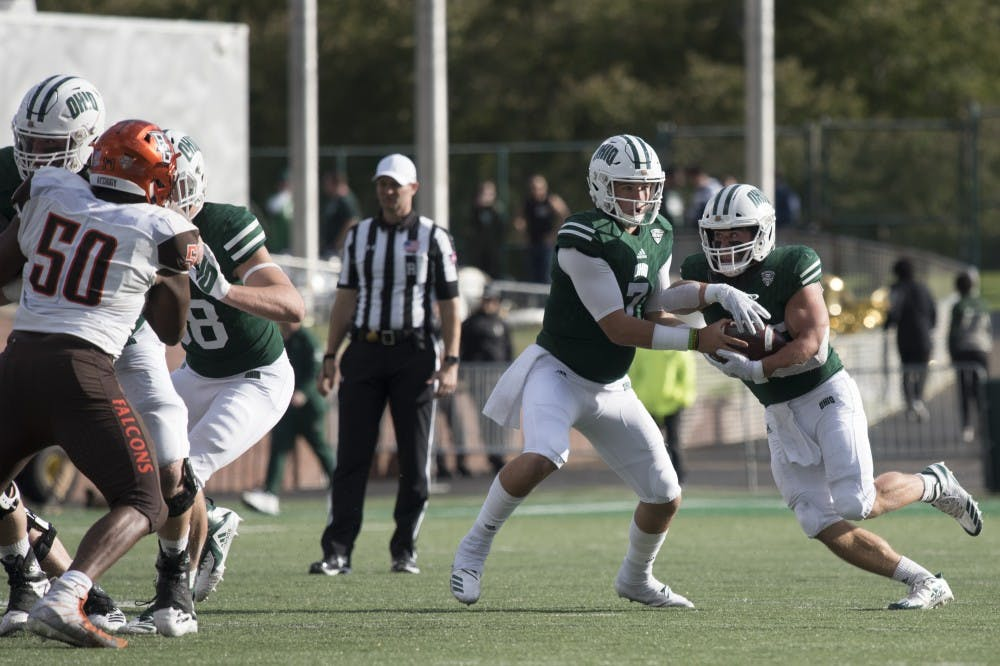 Football: Ohio's loss to Miami marks the end of one streak and the likely extension of another