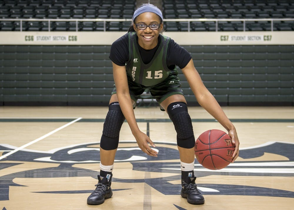 Women's Basketball: Jasmine Weatherspoon, Ohio's feel-good player