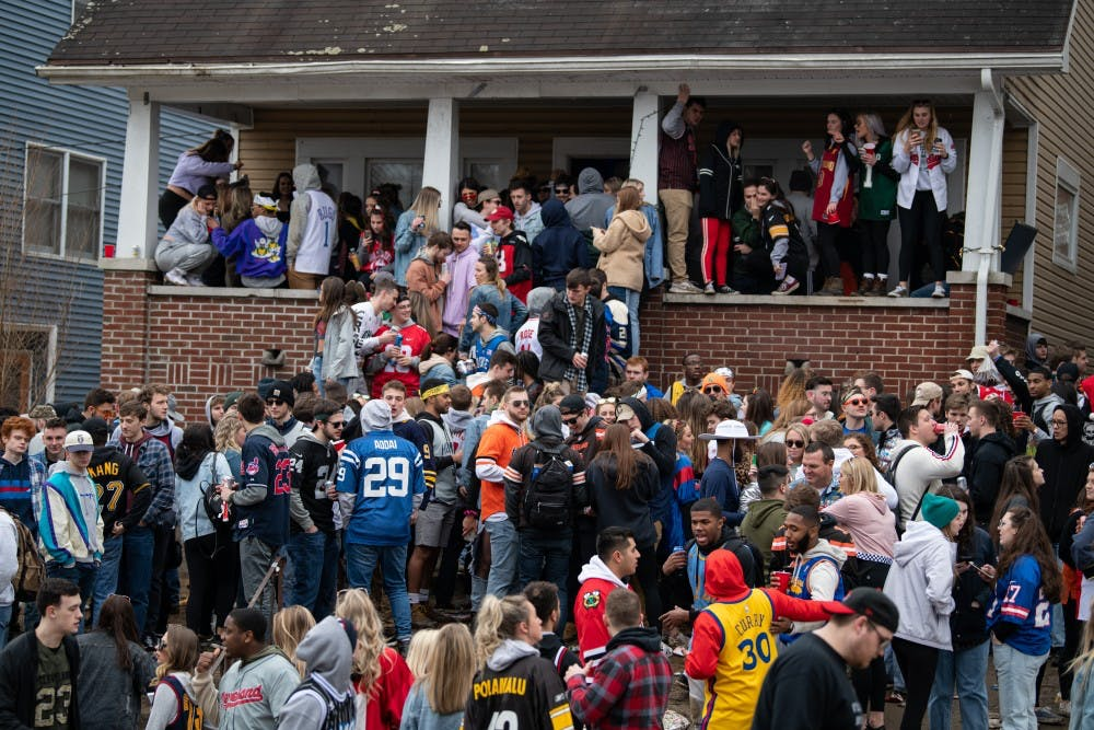 The unusual culture of OU fests