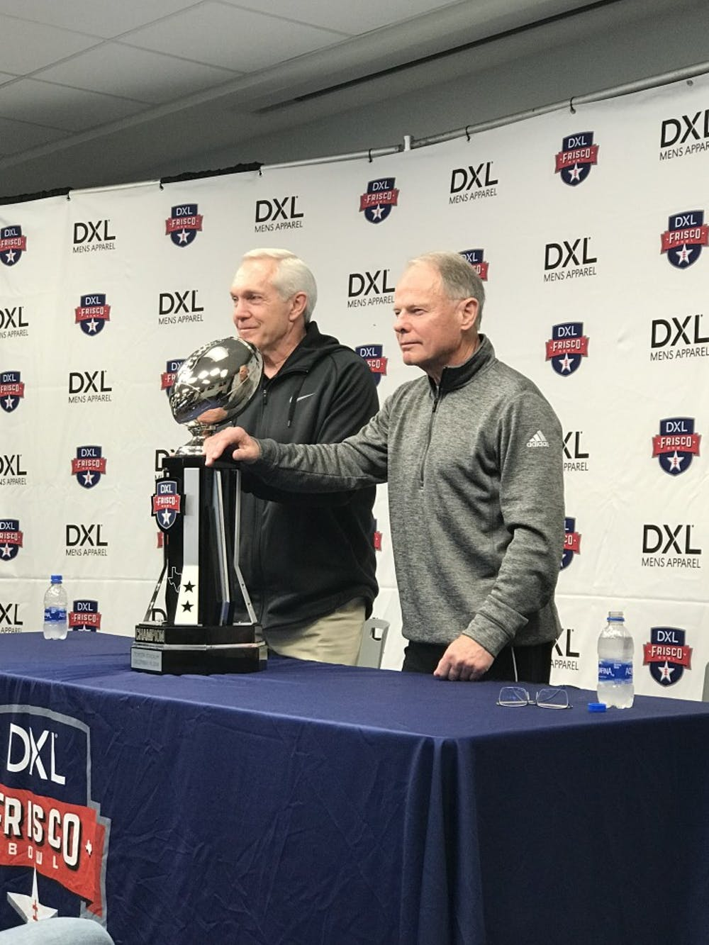 Football: News and notes from the Frank Solich and Rockly Long joint press conference