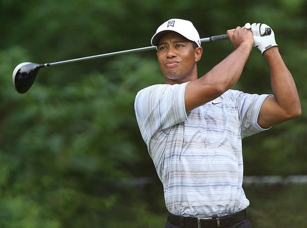 Tiger Woods, Jordan Spieth favored to win 2018 Masters