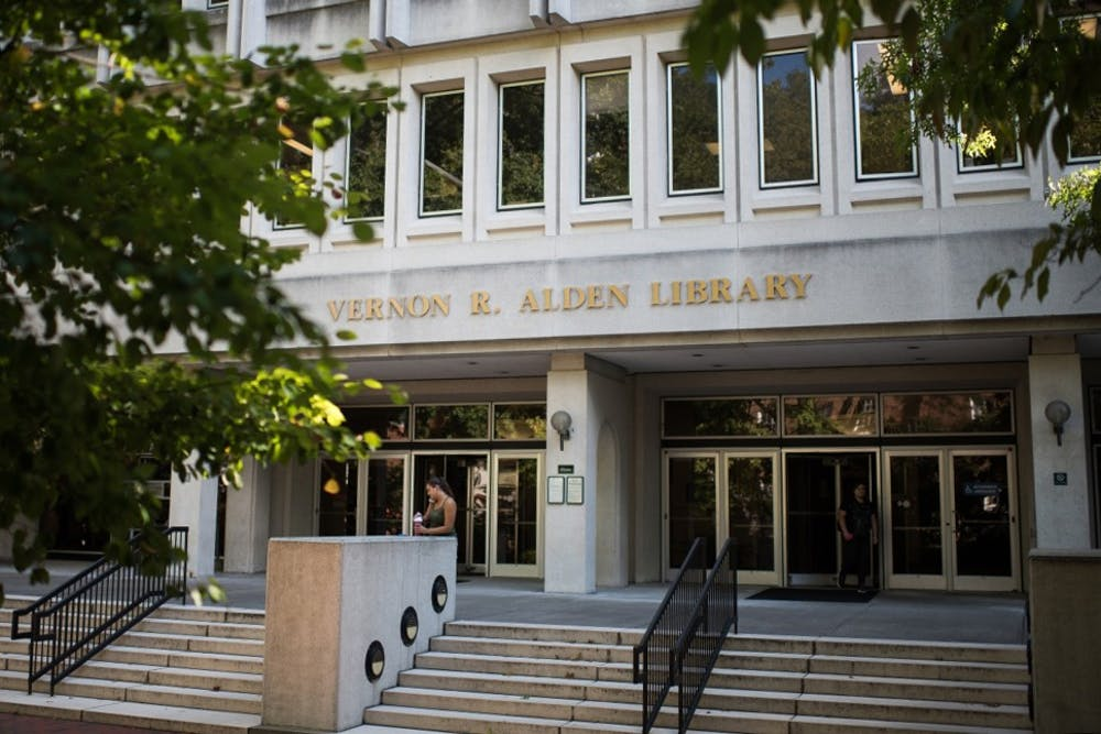 Alden Library to host marathon reading of 'Frankenstein'