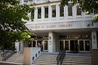 Vernon R. Alden Library (FILE)