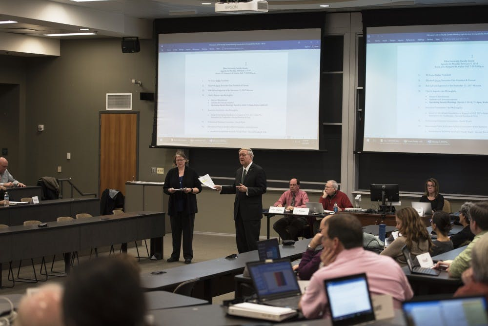 Faculty Senate: PROSPER Act could cut $34 million in subsidized loans for OU students