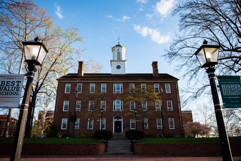 Ohio University to begin online for the Fall Semester