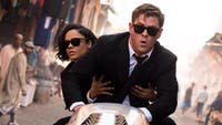 'Men in Black: International' is a fun film, but is ultimately a bit forgettable. (Photo via @IGN on Twitter)