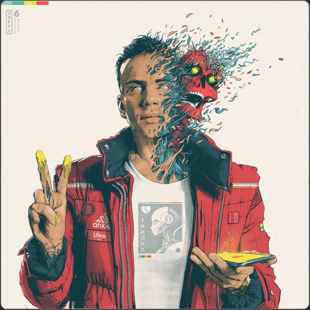 Album Review: Logic offers a different sound while staying true to himself on 'Confessions of a Dangerous Mind'