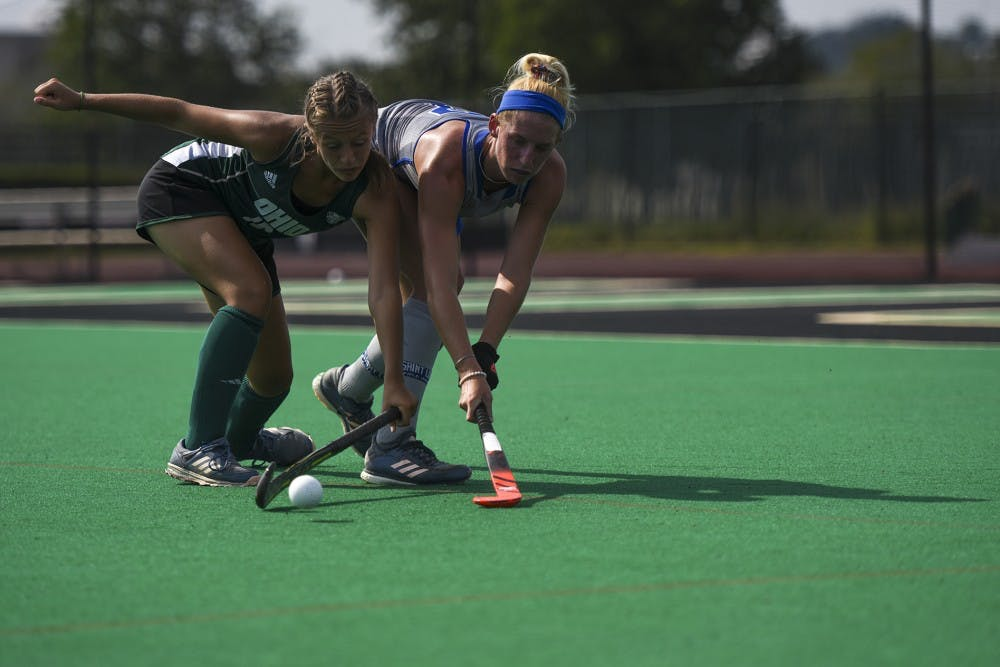 Field Hockey: Two Ohio players' unique path to Athens through Siena College