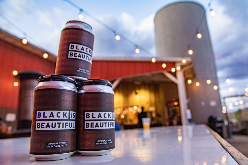 Jackie O's 'Black is Beautiful' beer proceeds donated to organizations