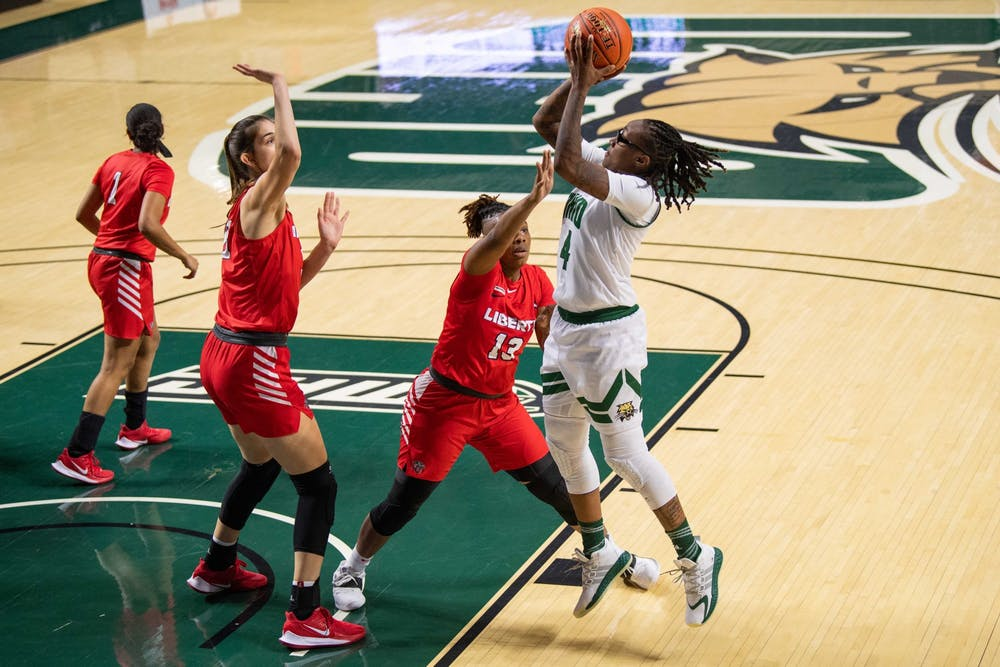 Women's Basketball: Instant reactions from Ohio's close 90-87 loss to Central Michigan